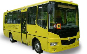 BAZ School bus A08116sh