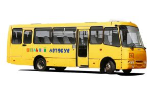 Ataman D093S2 - автобус шкільний