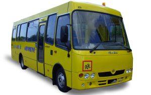Ataman D093S4 - автобус специализированный школьный