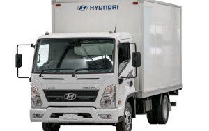 Hyundai EX8 - промтоварный фургон