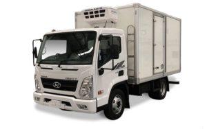 Hyundai EX8 - рефрижератор