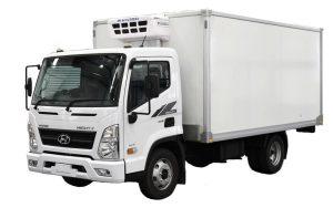 Hyundai EX8 - изотермический фургон