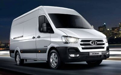 Hyundai H350 – a new player in the segment of light cars