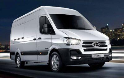 Hyundai H350 – новий гравець в сегменті легких автомобілів