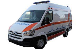 Hyundai H350 автомобіль швидкої допомоги