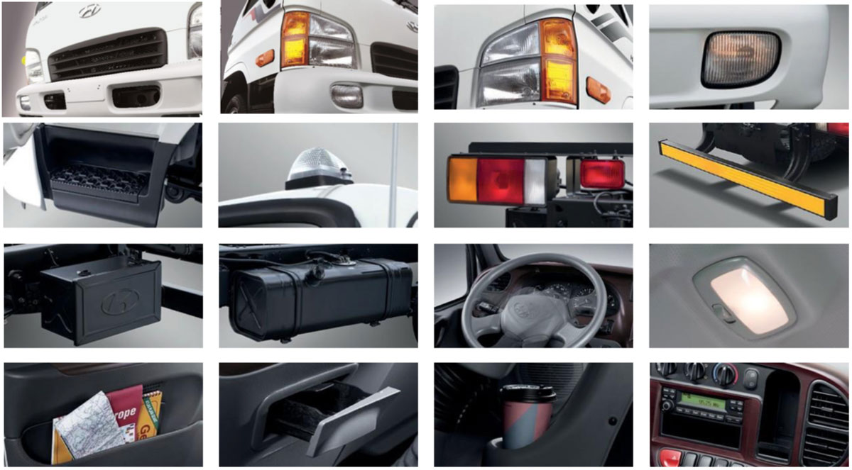 Hyundai HD35 фургон рефрижератор