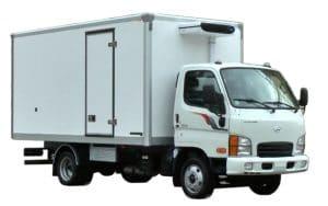 Hyundai HD35 refrigerator wagon