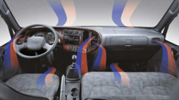 Hyundai HD78 рефрижераторний тушовоз