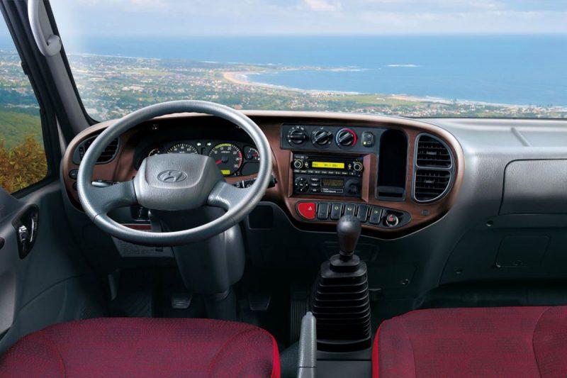 Hyundai HD65 4WD