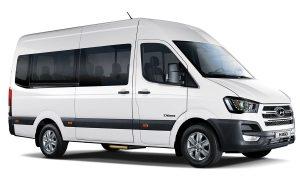Hyundai H350 автобус