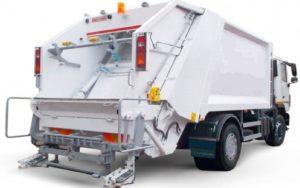 МАЗ 5340С2-525-000 сміттєвоз