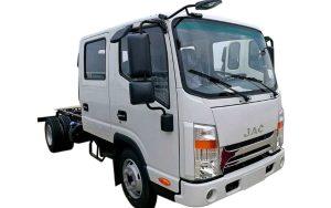 JAC N56 Duble Cab