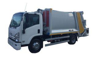ISUZU NQR 90L-K сміттєвоз