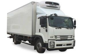 ISUZU FVR34UL ізотермічний фургон