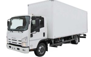 ISUZU NQR 90L-K промтоварний фургон