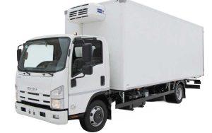 ISUZU NQR 90L-K ізотермічний фургон