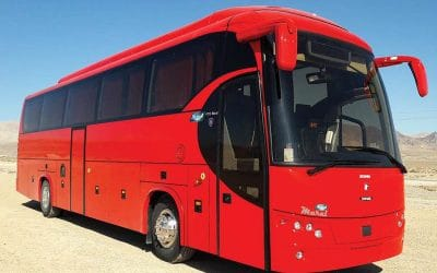 Oghab on Scania chassis
