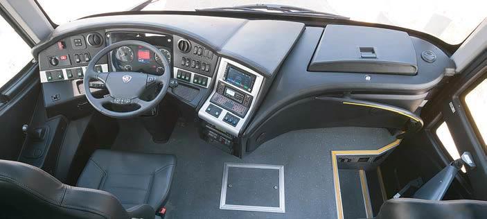 Oghab на шасі Scania