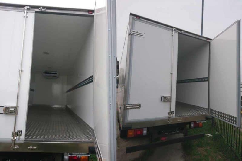 ISUZU NLR85A (ELF 3.5 S) ізотермічний фургон
