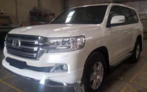 Toyota Land Cruiser 4.5 GX-R8 DSL АT