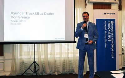 Номінація Кращий продавець комерційних автомобілів Hyundai
