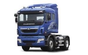 Daewoo Maximus cередньотонажні вантажні універсальні шасі