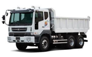 Daewoo Trucks Novus - самоскид
