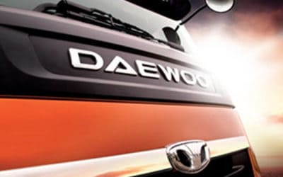 DAEWOO TRUCKS вже в Україні
