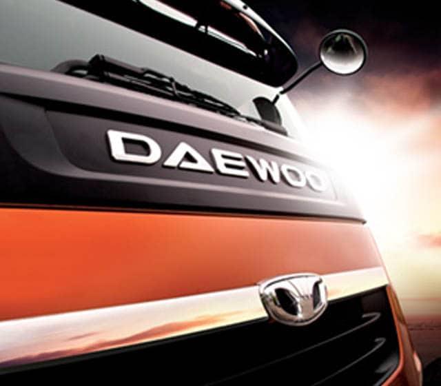 Daewoo Maximus TRT cедельный тягач