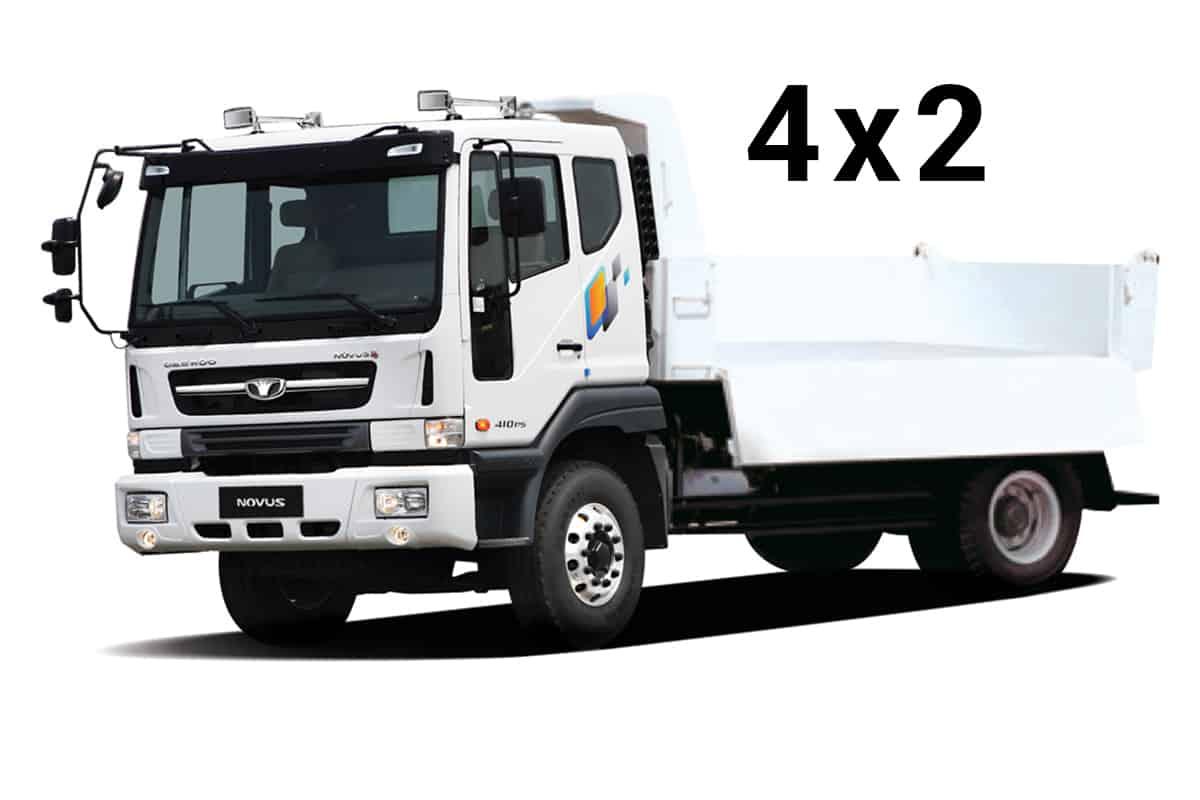 daewoo trucks