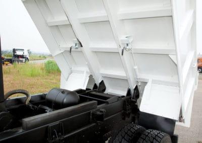 22P_N Rear Dump Deck System