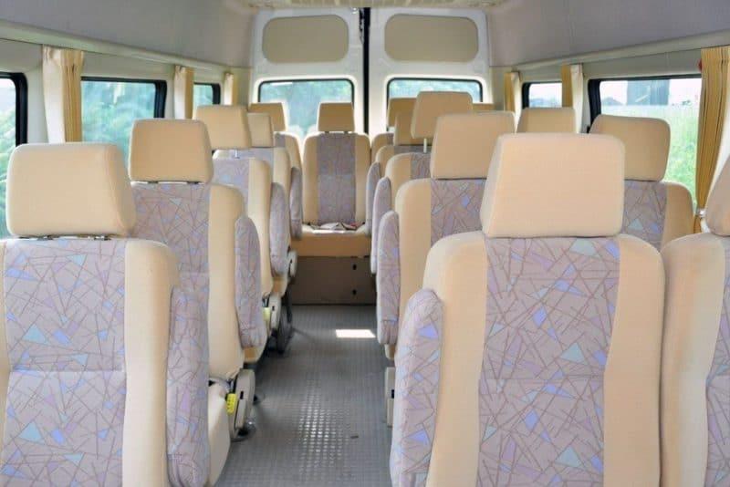 JAC Sunray автобус