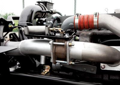 MAXIMUS MCV Exhaust Brake